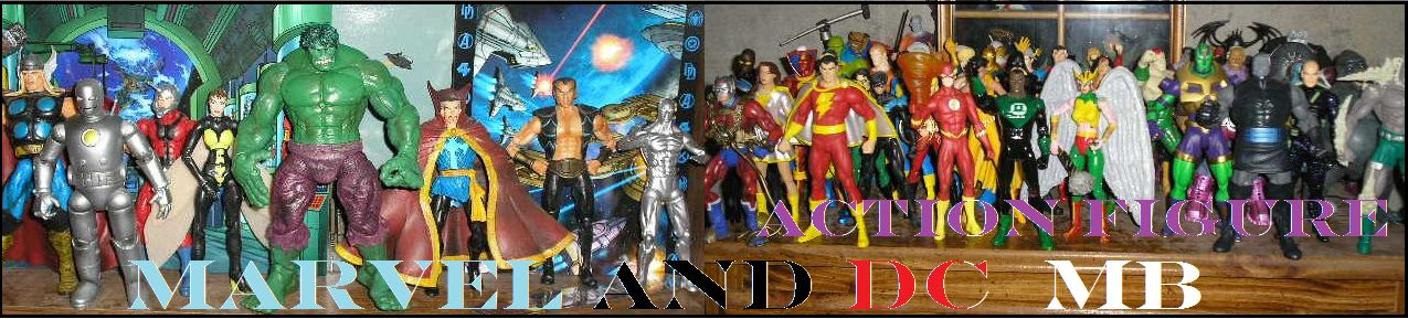Marvel and DC Action Figure Message Board