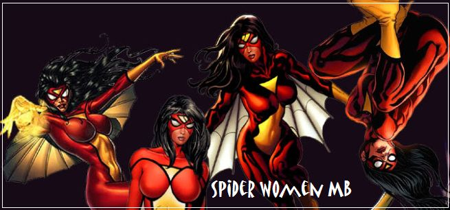 Spider-Women Message Board